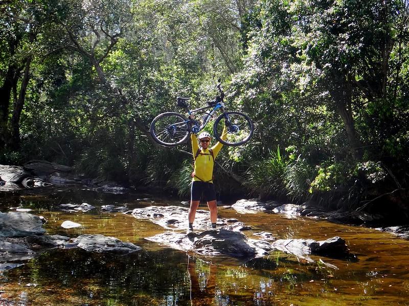 Neil at Zillmans Crossing