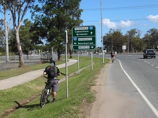 D'Aguilar Highway, Caboolture