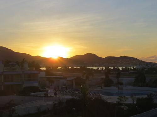 sunrise airport stmaarten sxm 2014 simpsonbay