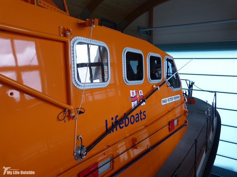 P1100095 - Mumbles Pier Lifeboat