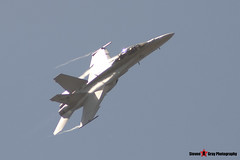 166673 - F151 - US Navy - Boeing FA-18F Super Hornet - Fairford RIAT 2006 - Steven Gray - CRW_0363