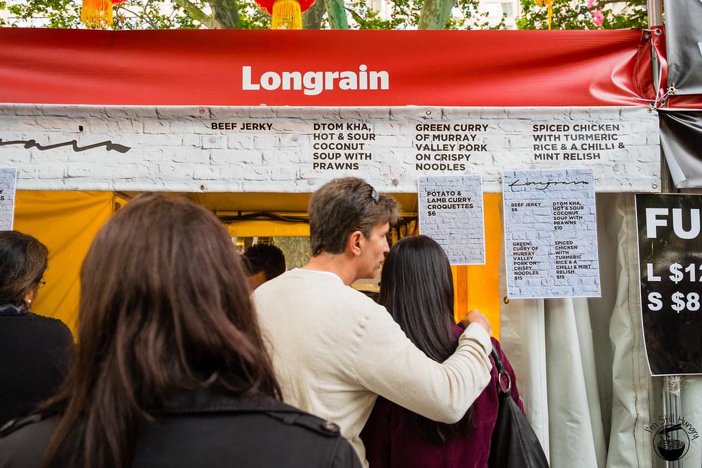 Longrain Night Noodle Markets