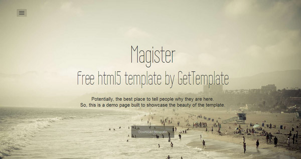 Magister - One Page of Magic