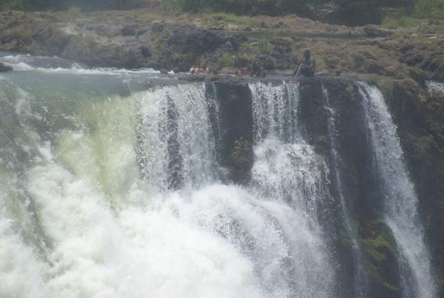 Zimbabwe - Victoria Falls - Devils pool