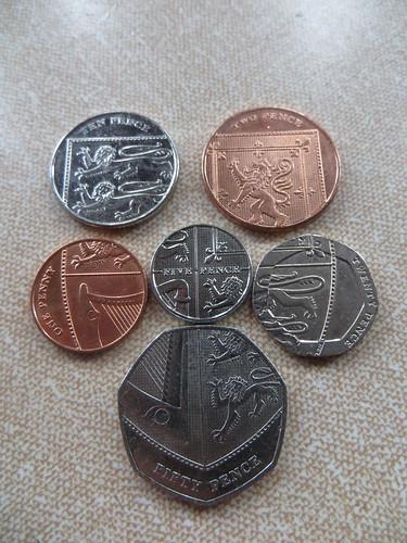 coin shield design