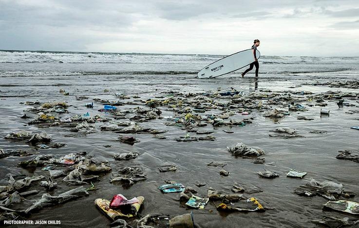 Ocean plastic, G-Star Raw