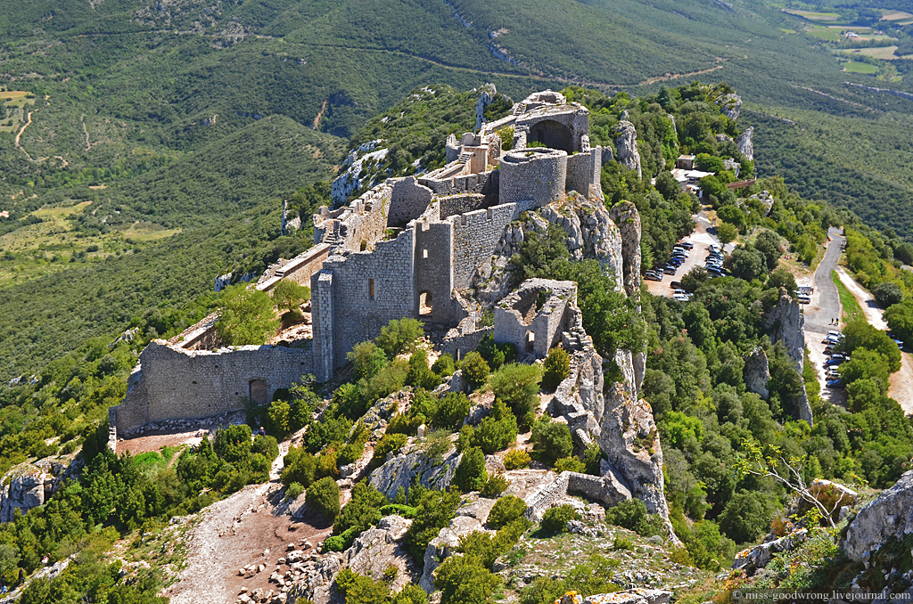 29 Chateau de Peyrepertuse