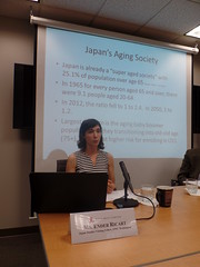 Ms. Ender Ricart Japan Studies Visiting Fellow, East-West Center in Washington Ph.D. Candidate at the University of Chicago, Department of Anthropology