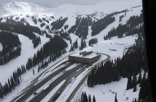 Eisenhower Tunnel I-70
