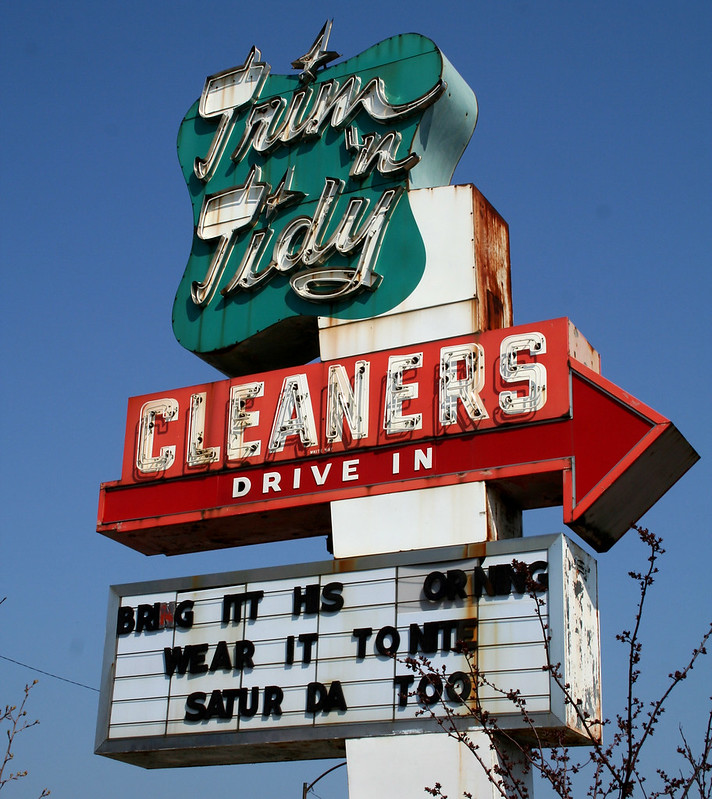 Trim & Tidy Cleaners