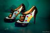 283:365 - 10/20/2014 - American Indian Museum Bead Shoe
