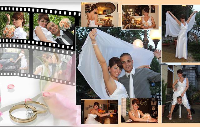 Сватбени колажи