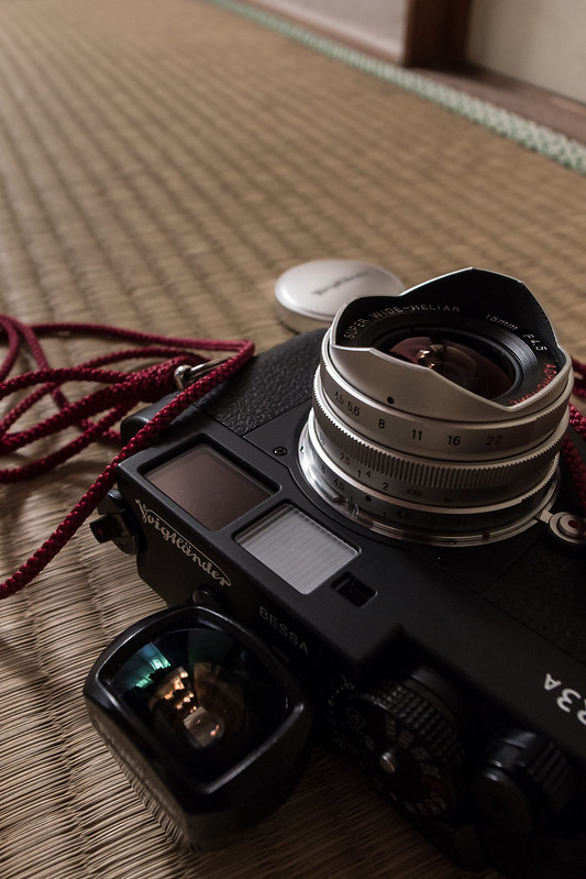 BESSA R3A + Voigtlander SUPER WIDE-HELIAR 15mm F4.5 Aspherical