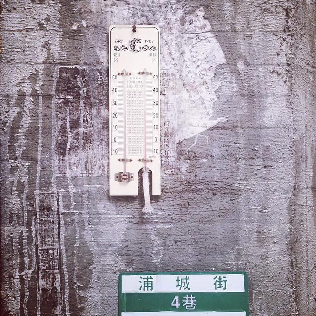 度量城市溫度