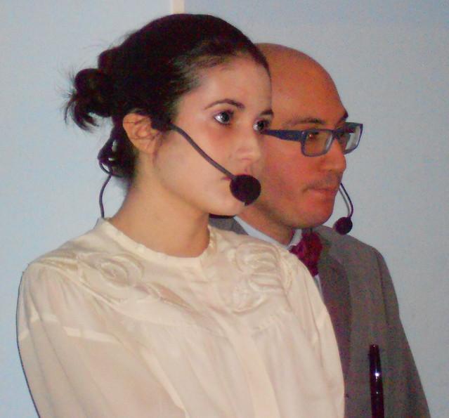 Velia e Matteotti. L'idea no la xé morta, Rovigo, 26 ottobre 2014