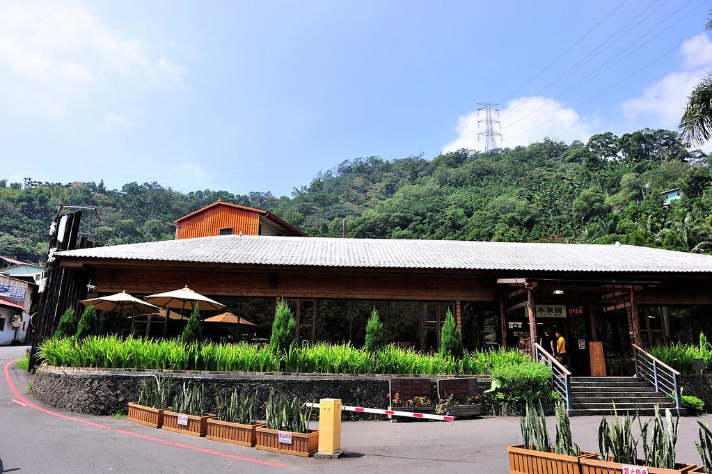 南投車埕【木茶房餐廳】林班道商圈@池畔餐廳、木桶飯創始店