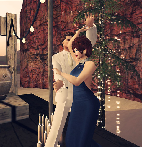 Family Dance - Aldwyn and me