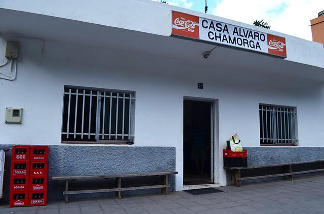 Casa Alvaro, Chamorga, Anaga, Tenerife