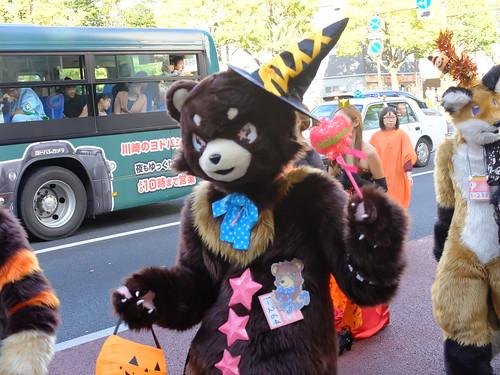 Kawasaki Halloween parade 2014 129