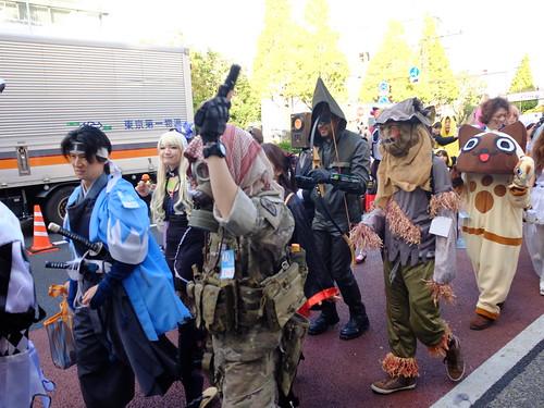 Kawasaki Halloween parade 2014 161