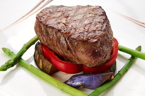 高雄新國際西餐廳牛排的部位、熟度與吃法4