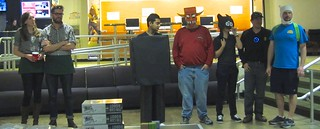 RoboGrads Halloween Party 2014--Costume Contest