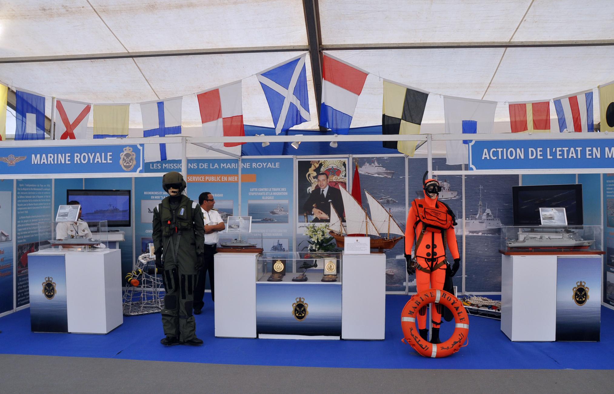 Articles à propos de la Marine Royale Marocaine 15700067411_7158b13940_o