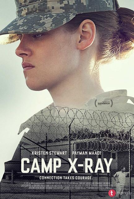 Phim Trại Giam X-ray - Camp X-ray