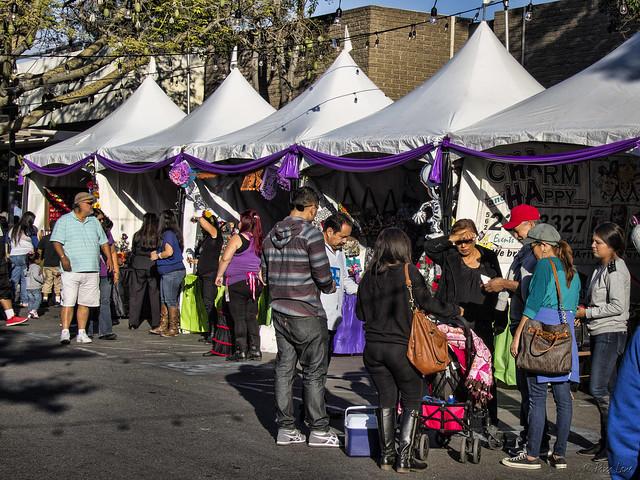 Dia de los Muertos Art Festival