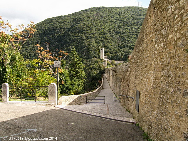 Spoleto - Ponte delle Torri