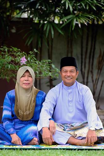 Ayah & Mak V