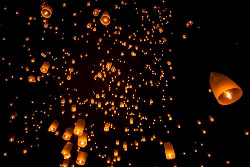Yeepen Lanner Festival In Thailand -3