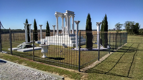 The Mysterious Cemetery