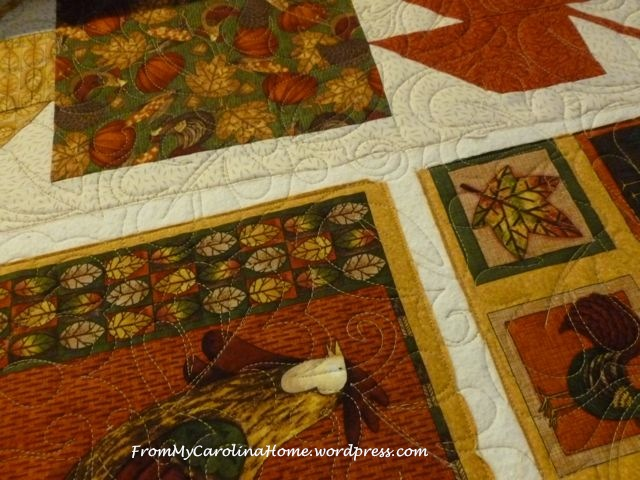 Autumn mulit quilting 5