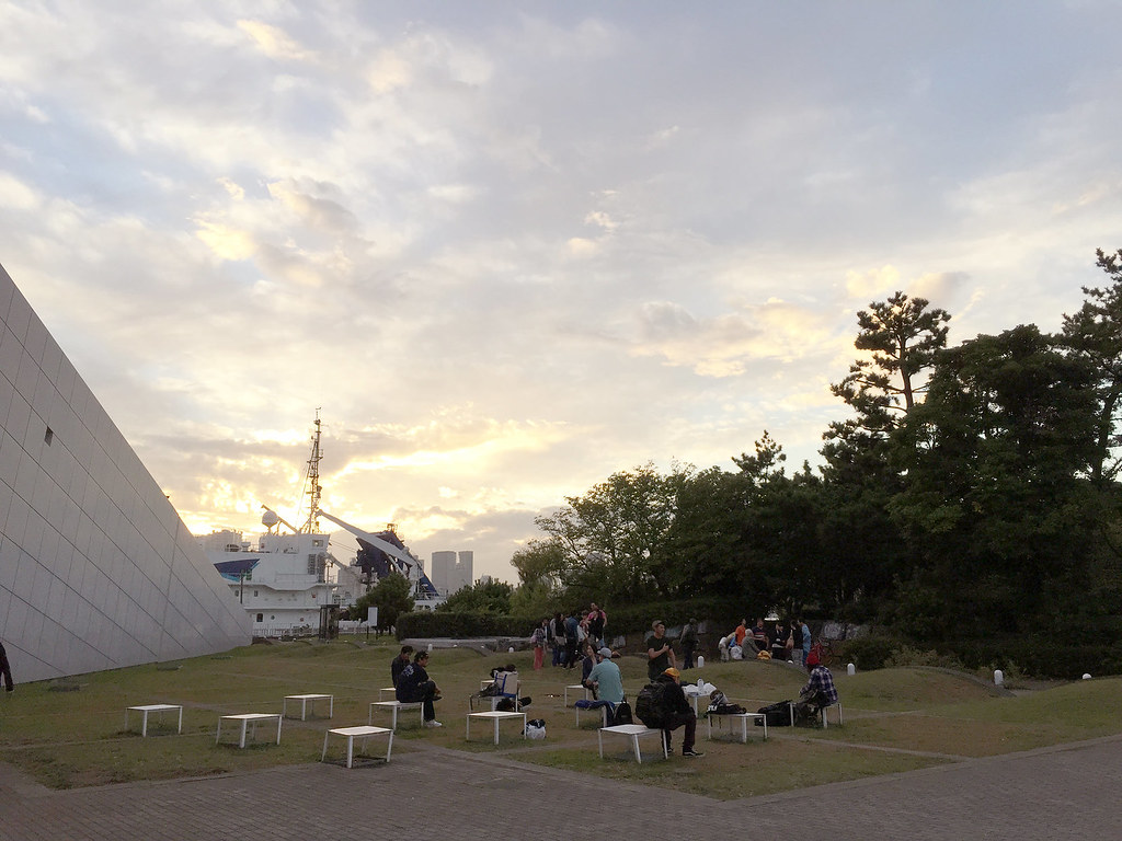 harumifuto_park_sunset