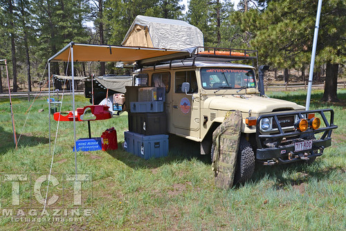 At the Overland Expo