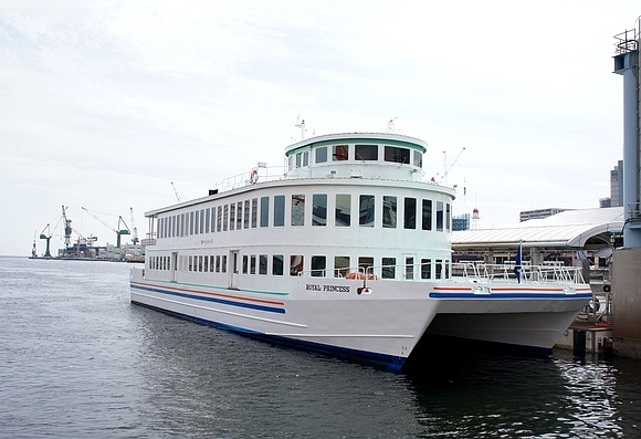神戶港搭船神戶下午茶18