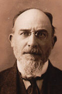 Erik Satie. Photo in the Bibliothèque nationale de France