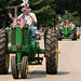 Farmers feed the country - their tractors make the parades great