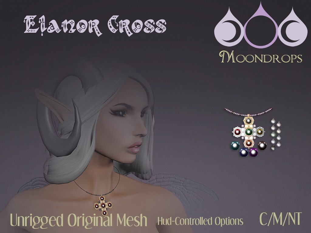 Moondrops - Elanor Cross - SecondLifeHub.com
