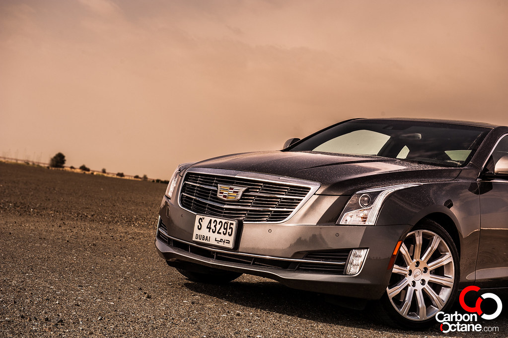2017 cadillac ats coupe review in dubai carbonoctane. Black Bedroom Furniture Sets. Home Design Ideas