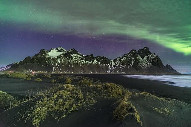 'Stellar Stokksnes' - Iceland