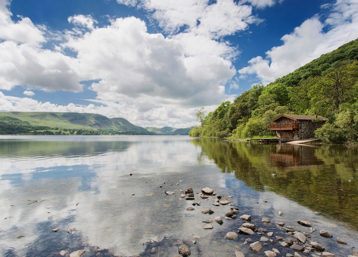 Ullswater, The Lake District. Credit Jake Cook, flickr