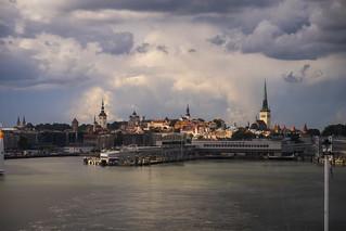 Puerto de Tallin (Estonia)
