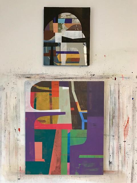 Jim Harris: Studio.