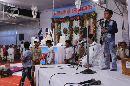 Master Deepak from Amravati, expresses his views
