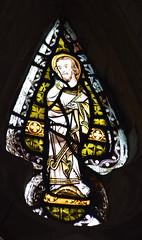 St John (14th/15th Century, restored)