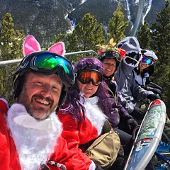 Happy Easter! Happy @coppermtn closing day!