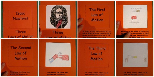 Newton's Laws of Motion Mosaic
