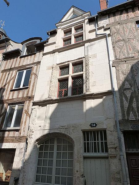 façade renaissance charpenterie